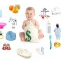 Що потрібно для новонародженого? Список речей для новонародженого