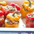 Фарширований перець: калорійність. Перець, фарширований м'ясом та рисом: рецепти