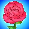 Як намалювати троянду поетапно? Як намалювати троянду олівцем поетапно