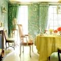 Як підібрати штори до шпалер? Дизайн штор - фото