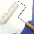 Як пофарбувати водоемульсійною фарбою стелі правильно?