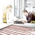 Як зробити теплу підлогу від опалення? Тепла підлога водяна. Монтаж теплої підлоги