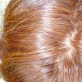 Як змити хну з волосся в домашніх умовах