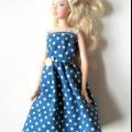Як зшити плаття для ляльки своїми руками? Фантазії немає меж!