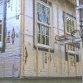 Як утеплити дерев'яний будинок зовні? Технологія утеплення дерев'яного будинку зовні пінопластом, мінватою або пінополістиролом