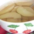 Як варити компот з яблук свіжих і сушених