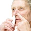 Як вибрати краплі в ніс