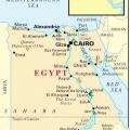 Яке в Єгипті море і де кращі пляжі
