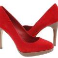 Червоні туфлі: з чим носити?