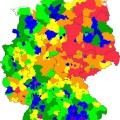 Населення германии: чисельність, щільність і національний склад