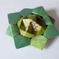 Орігамі з паперу. Роза - легко і просто!