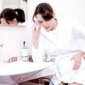 Отруєння при вагітності: що робити? Харчове отруєння: лікування
