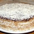 Пиріг зі згущеним молоком: рецепт приготування. Як приготувати пиріг зі згущеним молоком в мультиварці