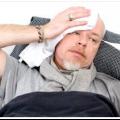 Підвищена температура тіла: причини явища