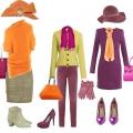 Правильне поєднання кольорів в одязі