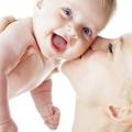 Психічний і фізичний розвиток дитини в 4 місяці