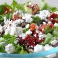Салат з в'яленими помідорами: рецепти. Страви з в'яленими помідорами