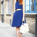 Синє плаття: з чим носити. Рекомендації та ідеї