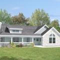 Типи фундаментів: стрічковий, склянковий, пальовий, плитний. Який тип фундаменту вибрати для дому?