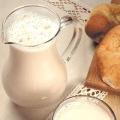 Пряжене молоко. Як зробити пряжене молоко - рецепт