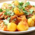 Печеня з курки з картоплею: рецепт приготування