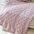 Ажурні коси: плетіння, фото