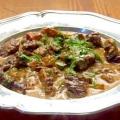 Баранина тушкована з картоплею, рецепти приготування
