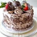 Бісквітне тістечко: рецепт приготування і фото