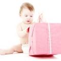 Що подарувати дитині на 2 роки. Який подарунок вибрати хлопчикові і дівчинці на 2 роки?