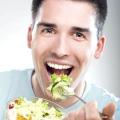 Дієта для схуднення для чоловіків. Спортивна дієта для схуднення для чоловіків