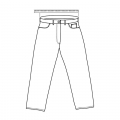 Джинси: розміри. Американські розміри джинсів