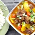 Яловичина в кисло-солодкому соусі: рецепти