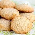 Кокосове печиво: рецепт приготування