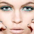 Макіяж для сіро-блакитних очей: покрокова інструкція з фото