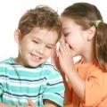 Порушення мови у дітей. Порушення мови: причини