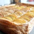 Пиріг з листкового тіста з яблуками. Яблука в листковому тісті - рецепти, фото