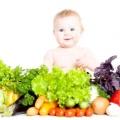 Харчування дитини в 7 місяців: раціон, таблиця