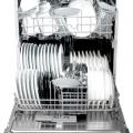 Посудомийна машина: вибір кращого варіанта. Посудомийні машини: характеристики, ціни