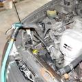 Промивка системи охолодження двигуна. Пристрій системи охолодження двигуна