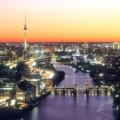 Найпопулярніші і розвинені міста в германии