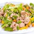 Самий смачний салат з відвареної риби