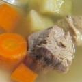 Смачний суп зі свинини: рецепт приготування