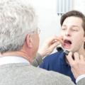 Запалення гланд: симптоми, лікування, діагностика та профілактика. Лікування народними засобами