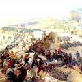 Взяття Ізмаїла Суворовим. Взяття фортеці измаил