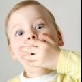 Запах з рота у дитини: причини. Поганий запах з рота дитини: лікування