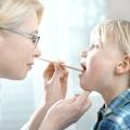 Антибіотики при ангіні у дітей. Антибіотики нового покоління