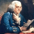 Бенджамін Франклін - один з батьків-засновників сша