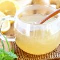 Чай з імбиром: рецепти приготування