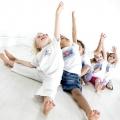 Дитяча зарядка: опис та вправи