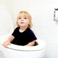 Як привчити дитину до горщика, і чого робити не варто